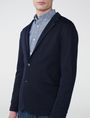 ARMANI EXCHANGE Knit Patch Pocket Blazer Two buttons blazers U e