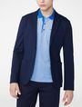 ARMANI EXCHANGE Ponte Knit Blazer Two buttons blazers Man f