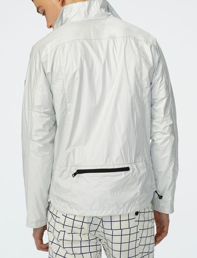 ARMANI EXCHANGE Packable Tech Jacket Man retro