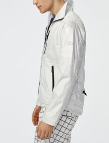 ARMANI EXCHANGE Packable Tech Jacket Jacket U d