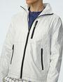 ARMANI EXCHANGE Packable Tech Jacket Jacket Man e