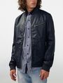 ARMANI EXCHANGE Reversible Moto Jacket Jacket U f
