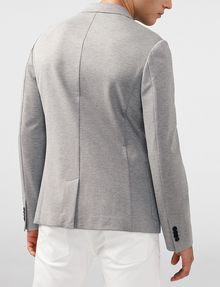 ARMANI EXCHANGE Ponte Knit Blazer Two buttons blazers U r