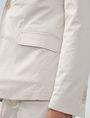 ARMANI EXCHANGE Single-Breasted Blazer Two buttons blazers Man e