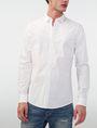 ARMANI EXCHANGE Super-Slim Fit Shirt Long sleeve shirt U f