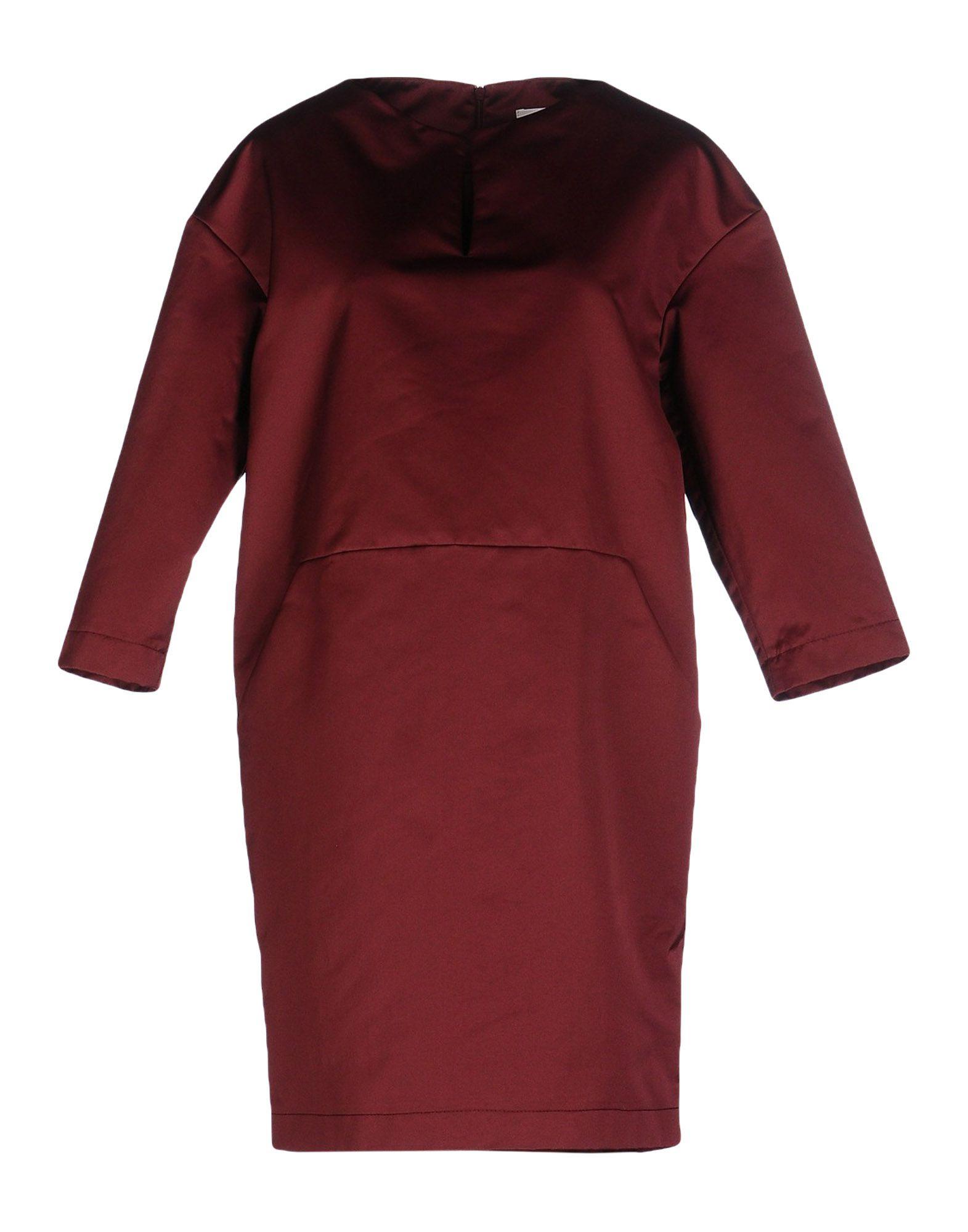 ANTONELLI Короткое платье lisa corti короткое платье