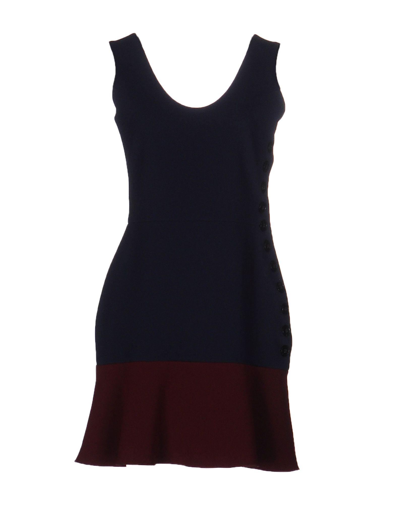 VICTORIA BECKHAM Короткое платье victoria beckham короткое платье