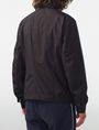 ARMANI EXCHANGE Textured Bomber Jacket Moto Jacket U r