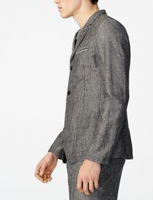ARMANI EXCHANGE Linen Blend Blazer Three buttons blazers Man d
