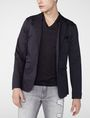 ARMANI EXCHANGE Single-Breasted Blazer Two buttons blazers Man f