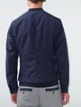 ARMANI EXCHANGE Textured Bomber Jacket Bomber Man r