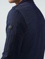 ARMANI EXCHANGE Two-Tone Nylon Baseball Jacket Jacket Man e