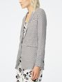 ARMANI EXCHANGE Bold Linen Blazer One button blazers Woman d