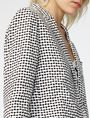 ARMANI EXCHANGE Bold Linen Blazer One button blazers Woman e