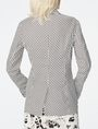 ARMANI EXCHANGE Bold Linen Blazer One button blazers Woman r