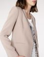 ARMANI EXCHANGE Clean Cropped Blazer Blazer D e