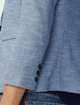 ARMANI EXCHANGE Denim-Look Blazer 3/4 sleeve blazers D e
