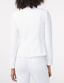 ARMANI EXCHANGE Clean Cropped Blazer Blazer [*** pickupInStoreShipping_info ***] r