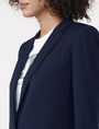 ARMANI EXCHANGE Minimal Longline Blazer One button blazers Woman e