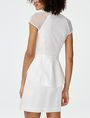 ARMANI EXCHANGE Layered Poplin Shirtdress Long dresses Woman r