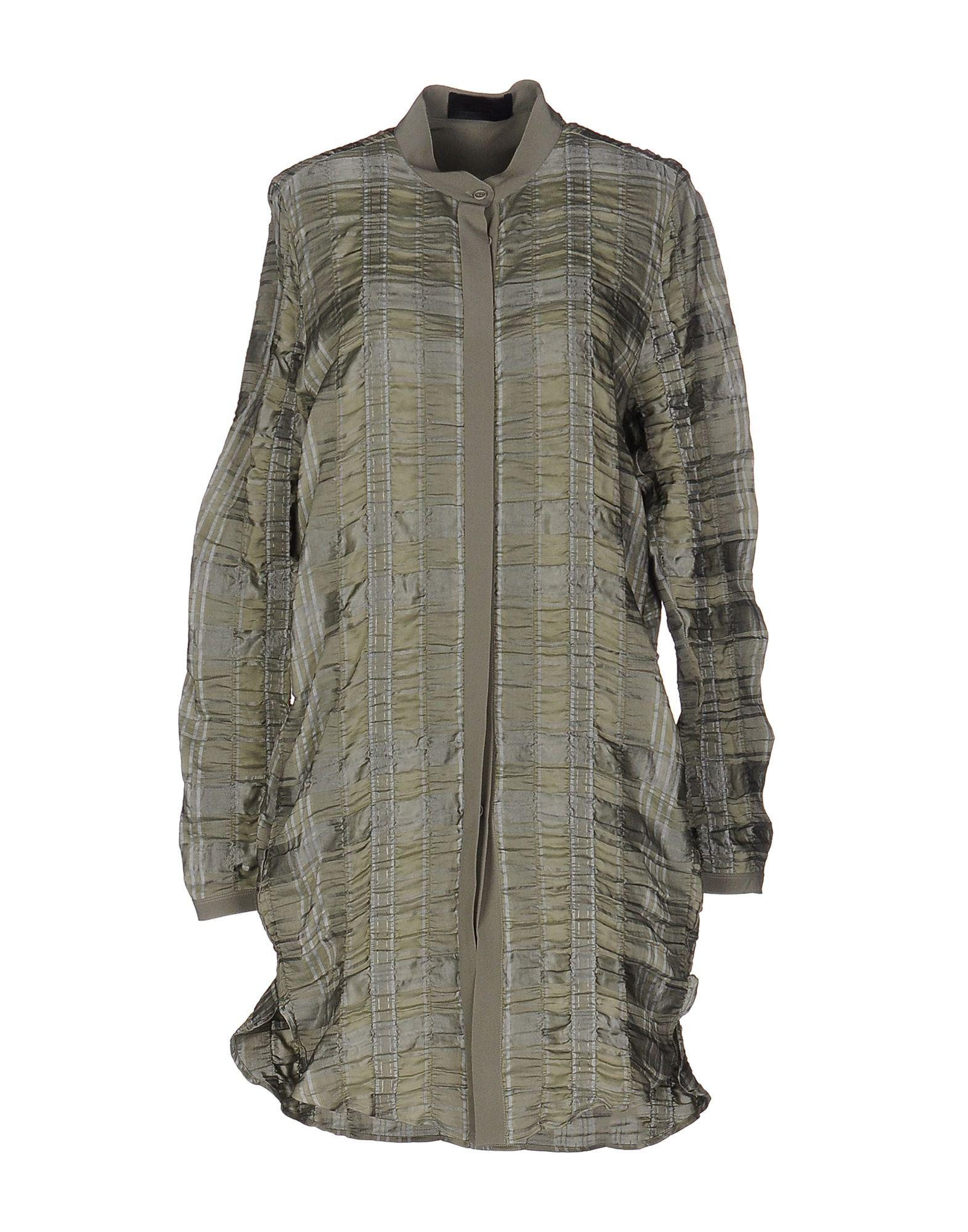 SUPERFINE Короткое платье superfine свитер без рукавов