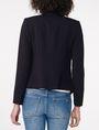 ARMANI EXCHANGE Clean Cropped Blazer Blazer Woman r