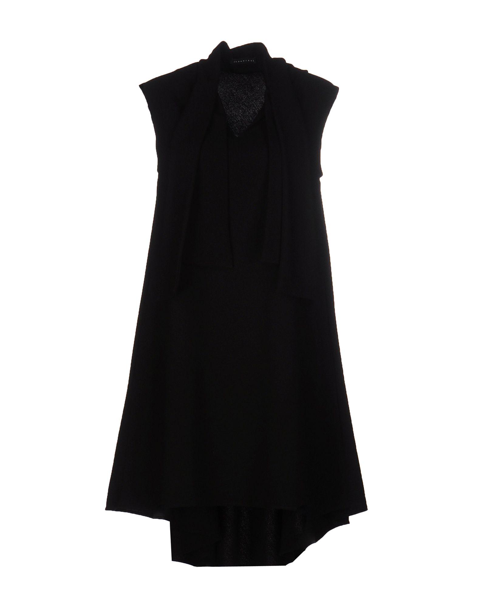 ALEX VIDAL Короткое платье alex vidal пиджак