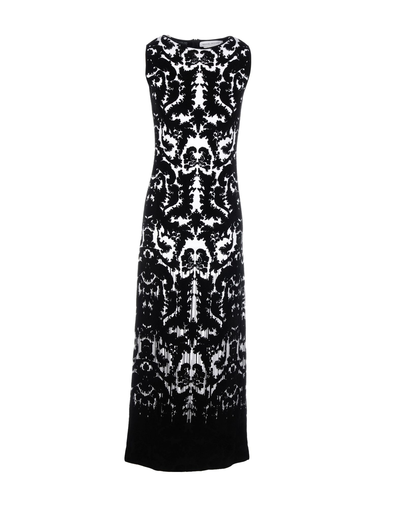 MANUEL FACCHINI Long Dresses in Black