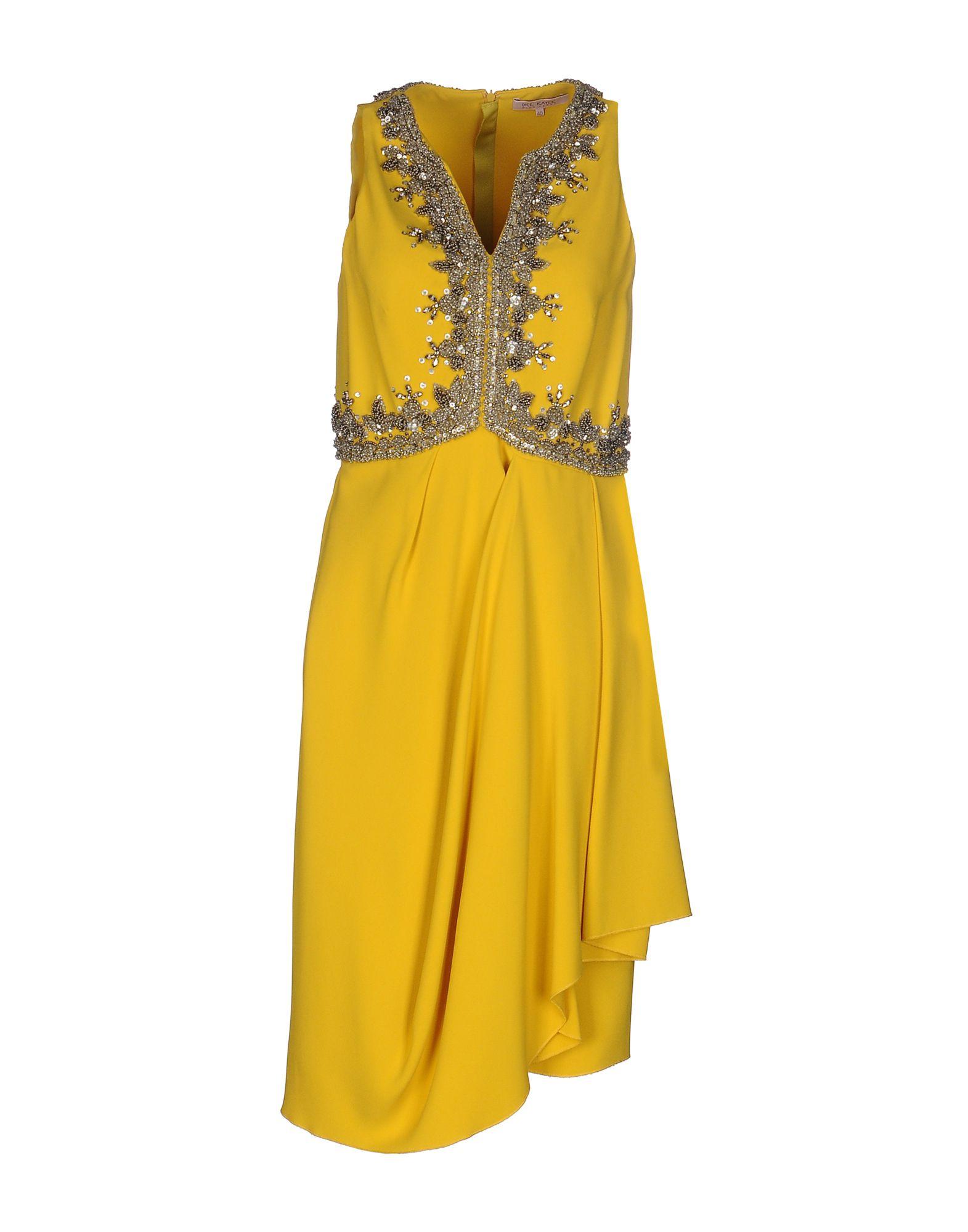 где купить DICE KAYEK Платье до колена по лучшей цене