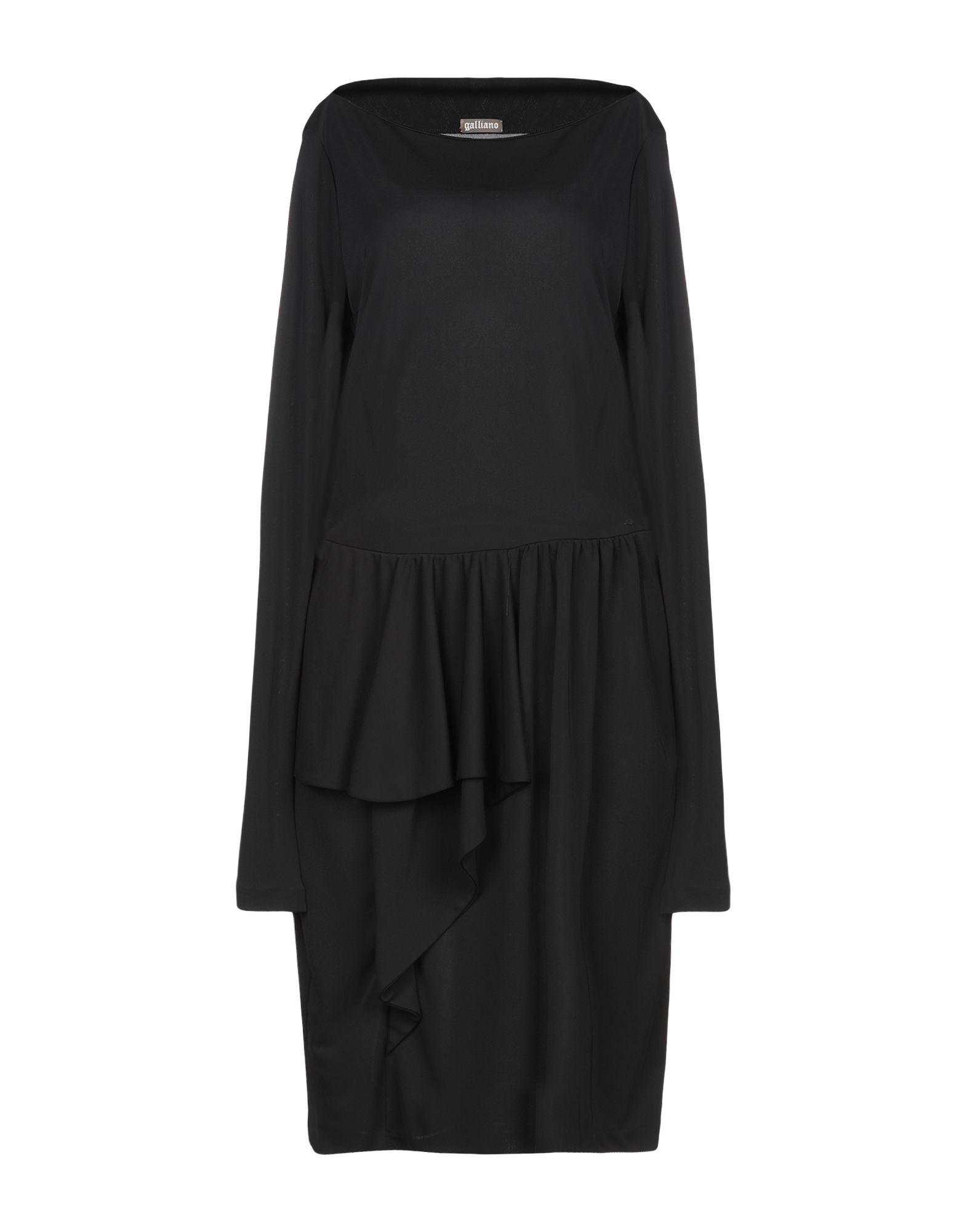 GALLIANO Короткое платье