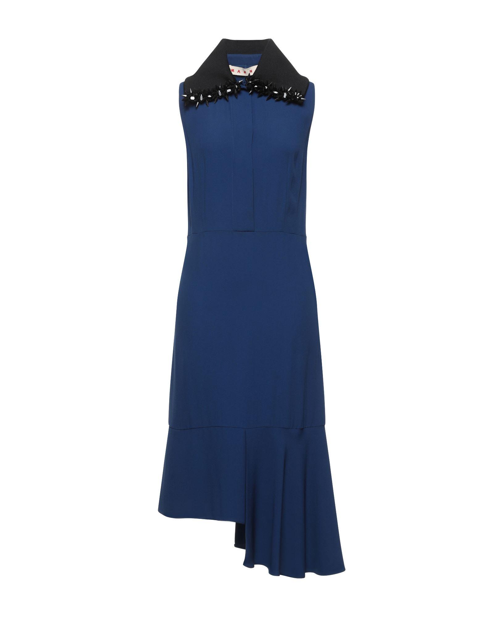 MARNI Платье длиной 3/4 lisa corti платье длиной 3 4