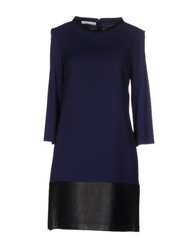 цена  LES COPAINS Короткое платье  онлайн в 2017 году