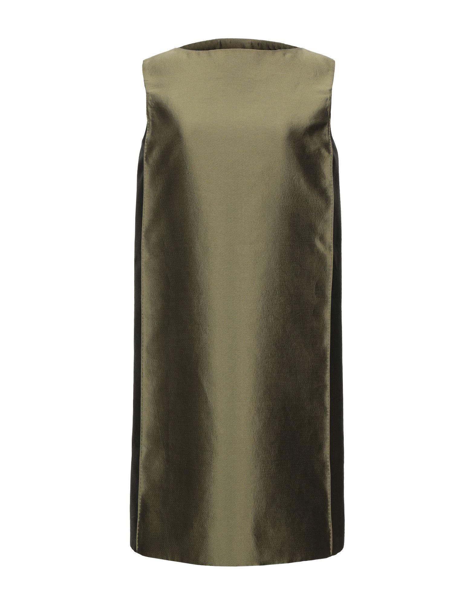 Фото - CAPUCCI Платье до колена gold case платье до колена