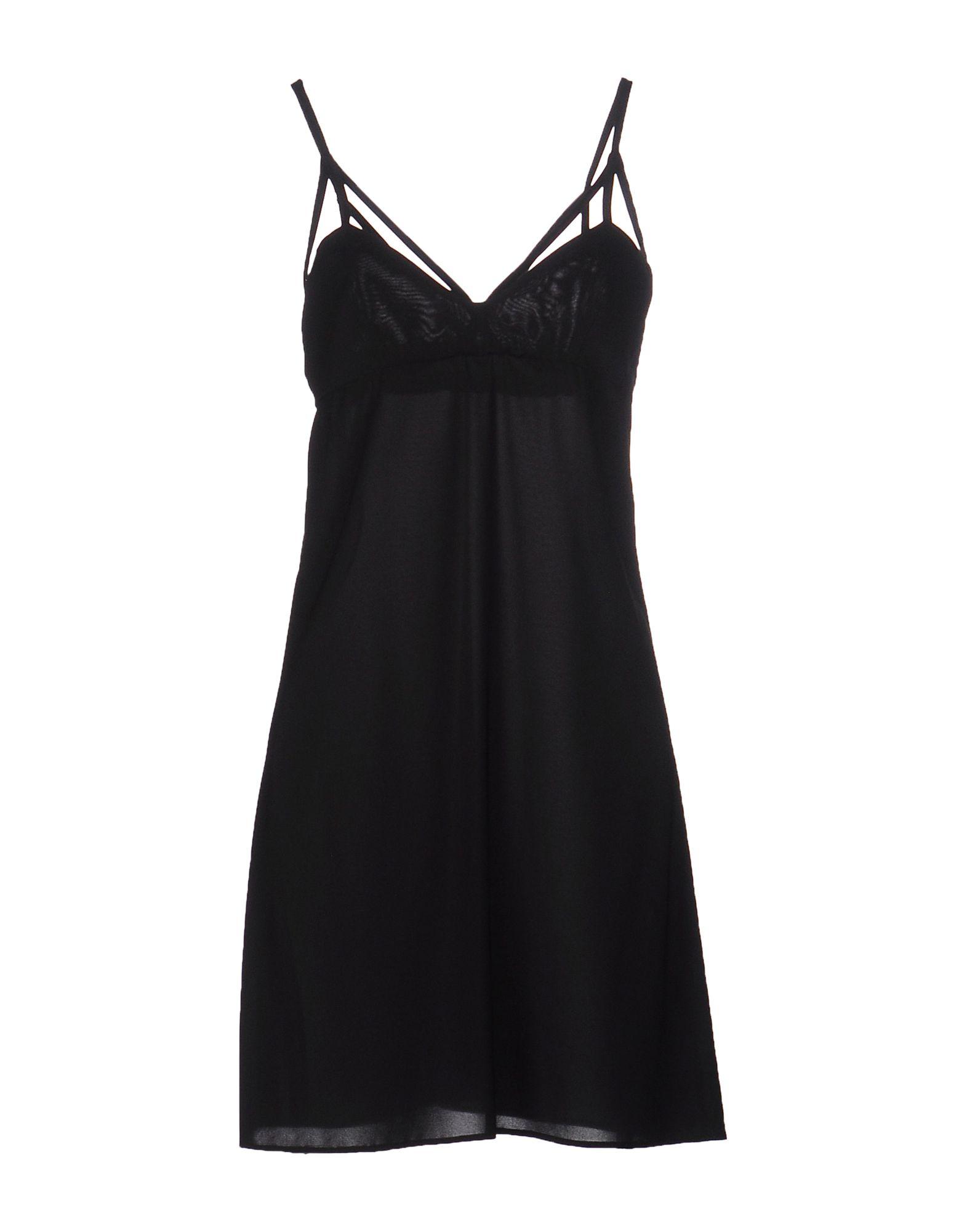 MARCO BOLOGNA Короткое платье anais gillian комбинация