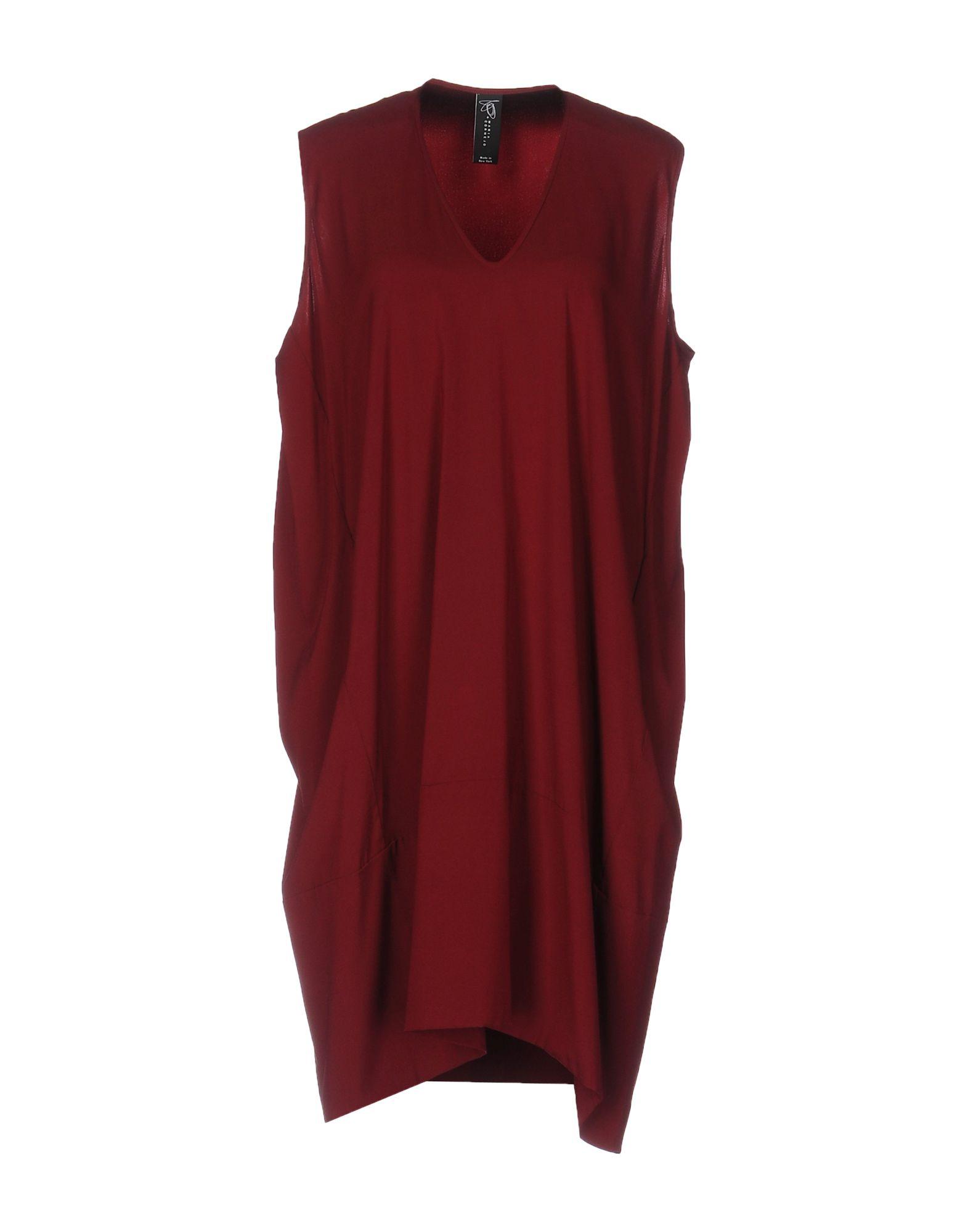 купить ZERO + MARIA CORNEJO Короткое платье дешево