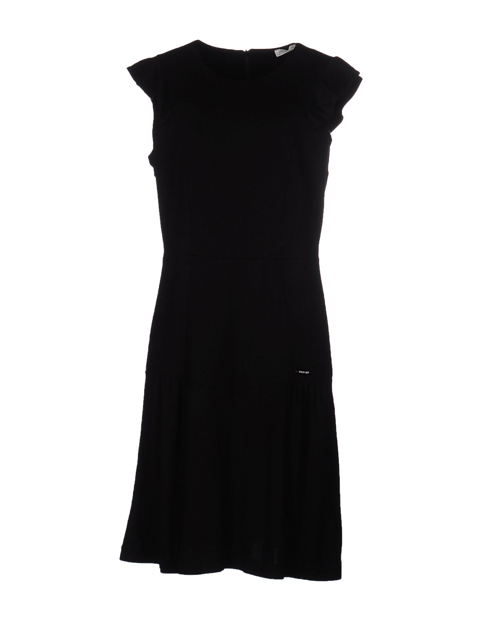 TWIN-SET LINGERIE Короткое платье chiffon sheer cami lingerie set