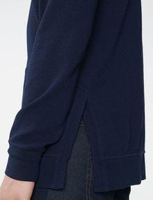 ARMANI EXCHANGE Jacquard Pullover Hoodie Zip-up Man e