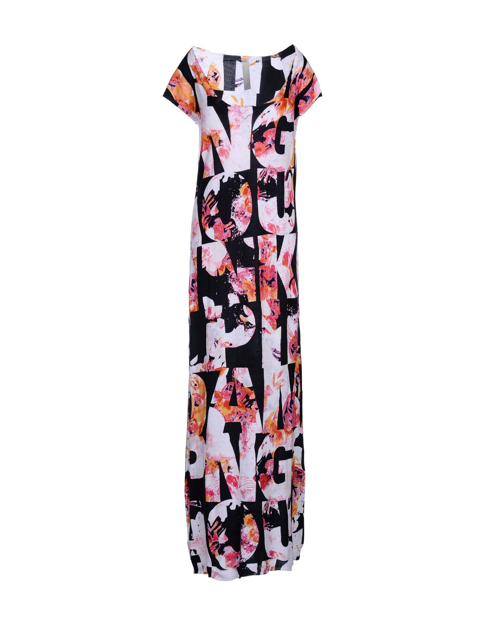 цены на PINKO TAG Длинное платье в интернет-магазинах