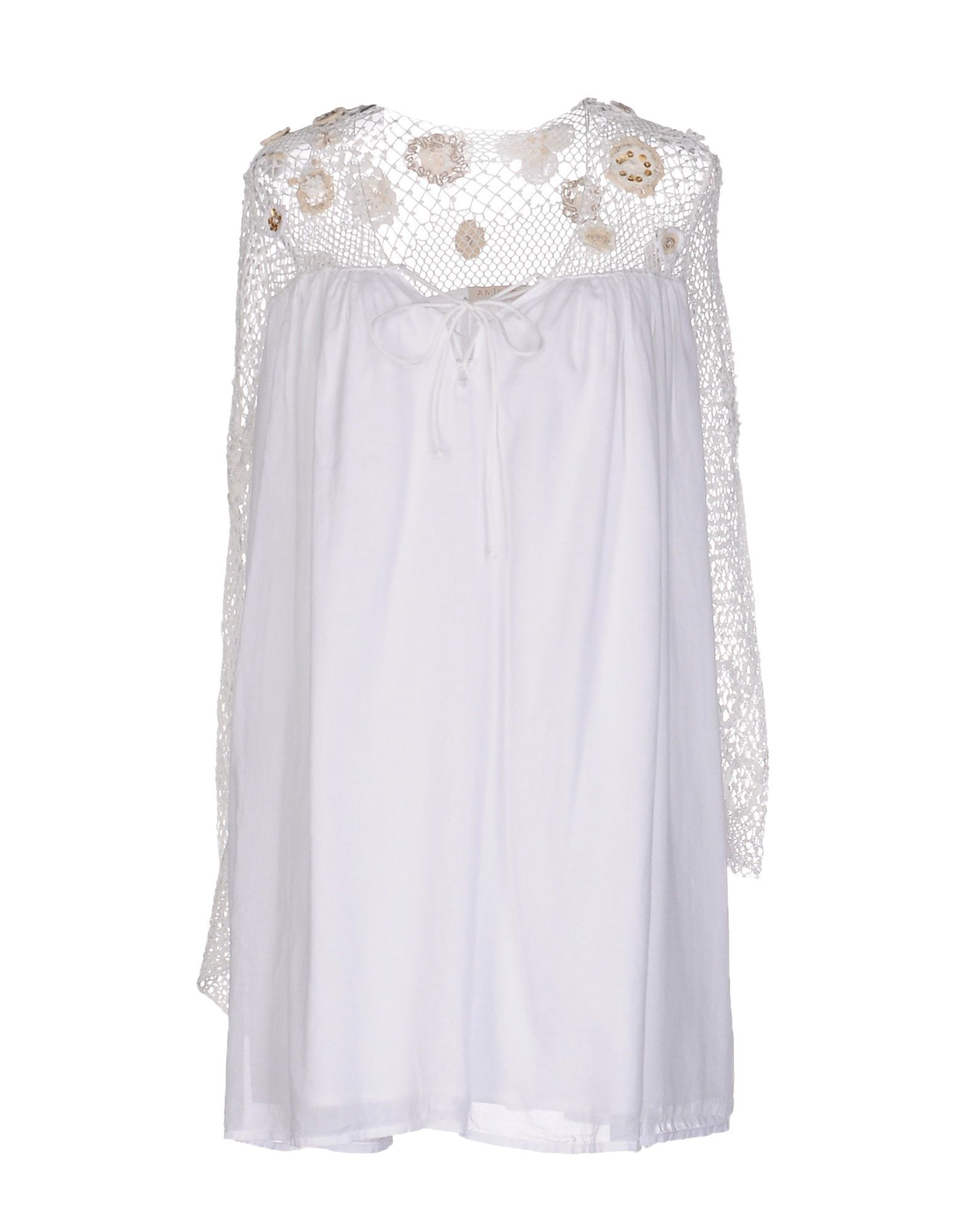 цена  ANJUNA Короткое платье  онлайн в 2017 году