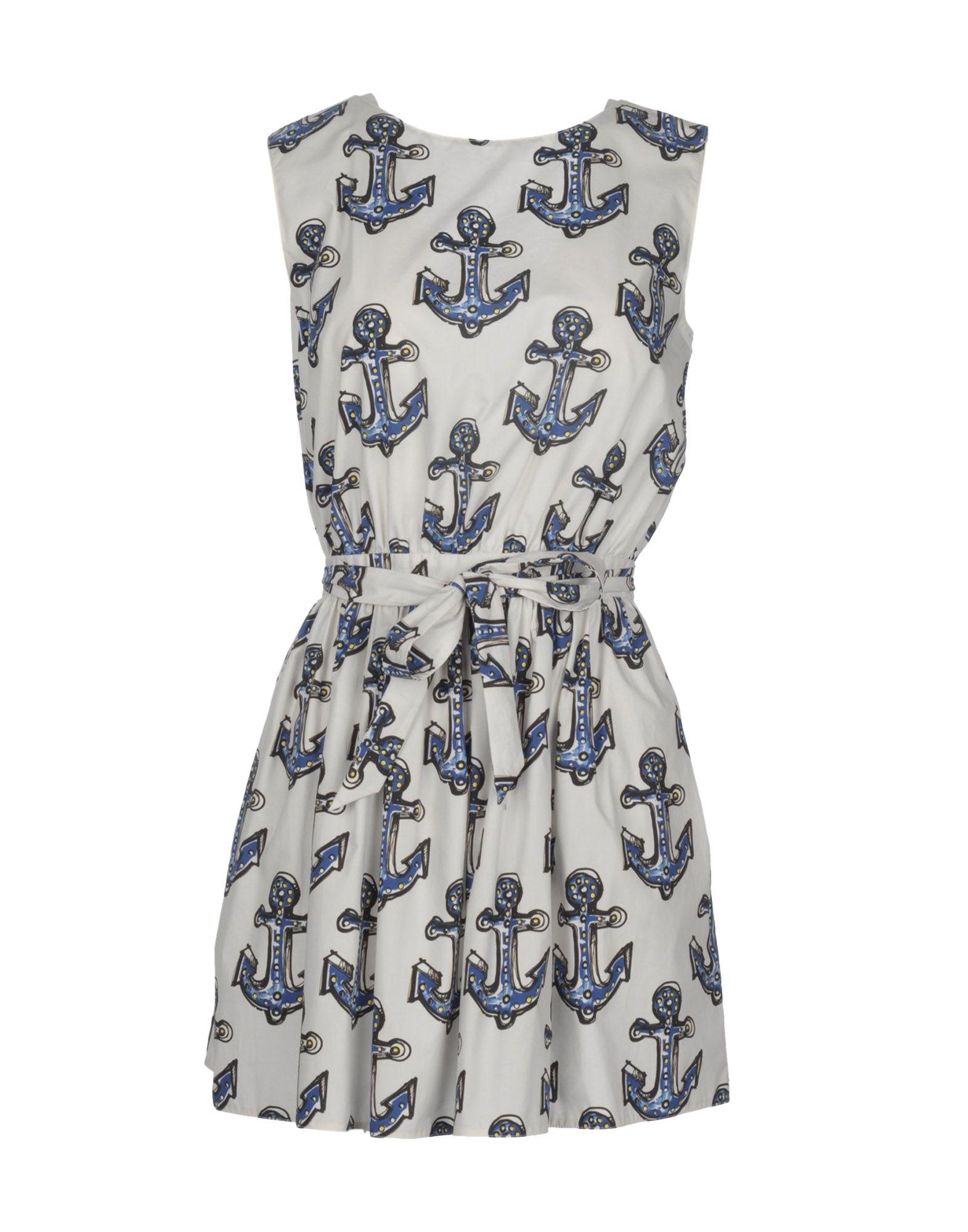 REDValentino Короткое платье charming короткое платье