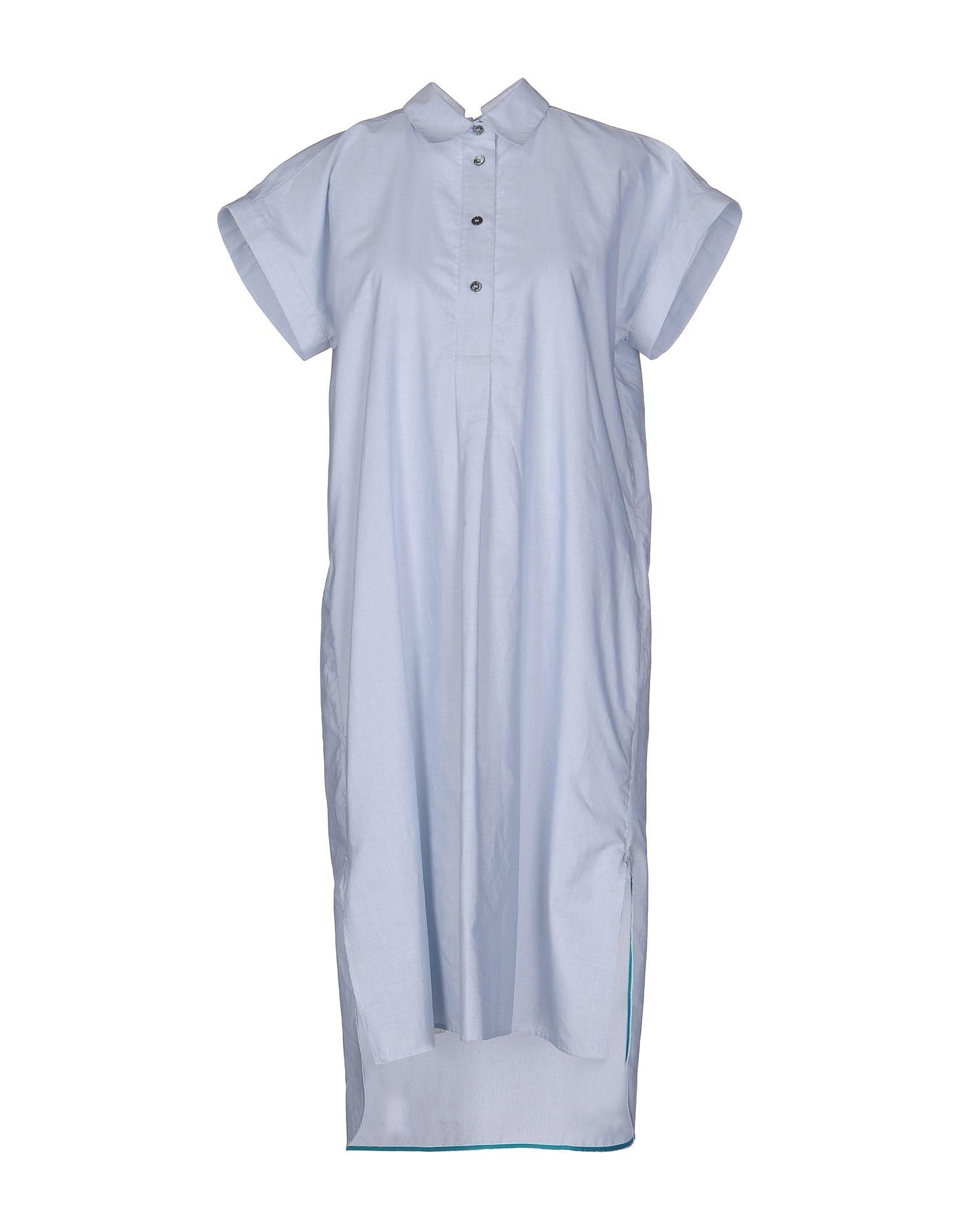платье paul smith платья и сарафаны мини короткие PAUL SMITH Платье до колена