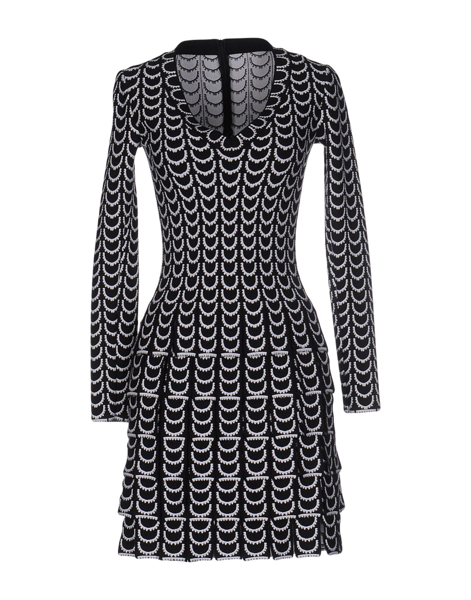 ALAÏA Короткое платье платье футляр