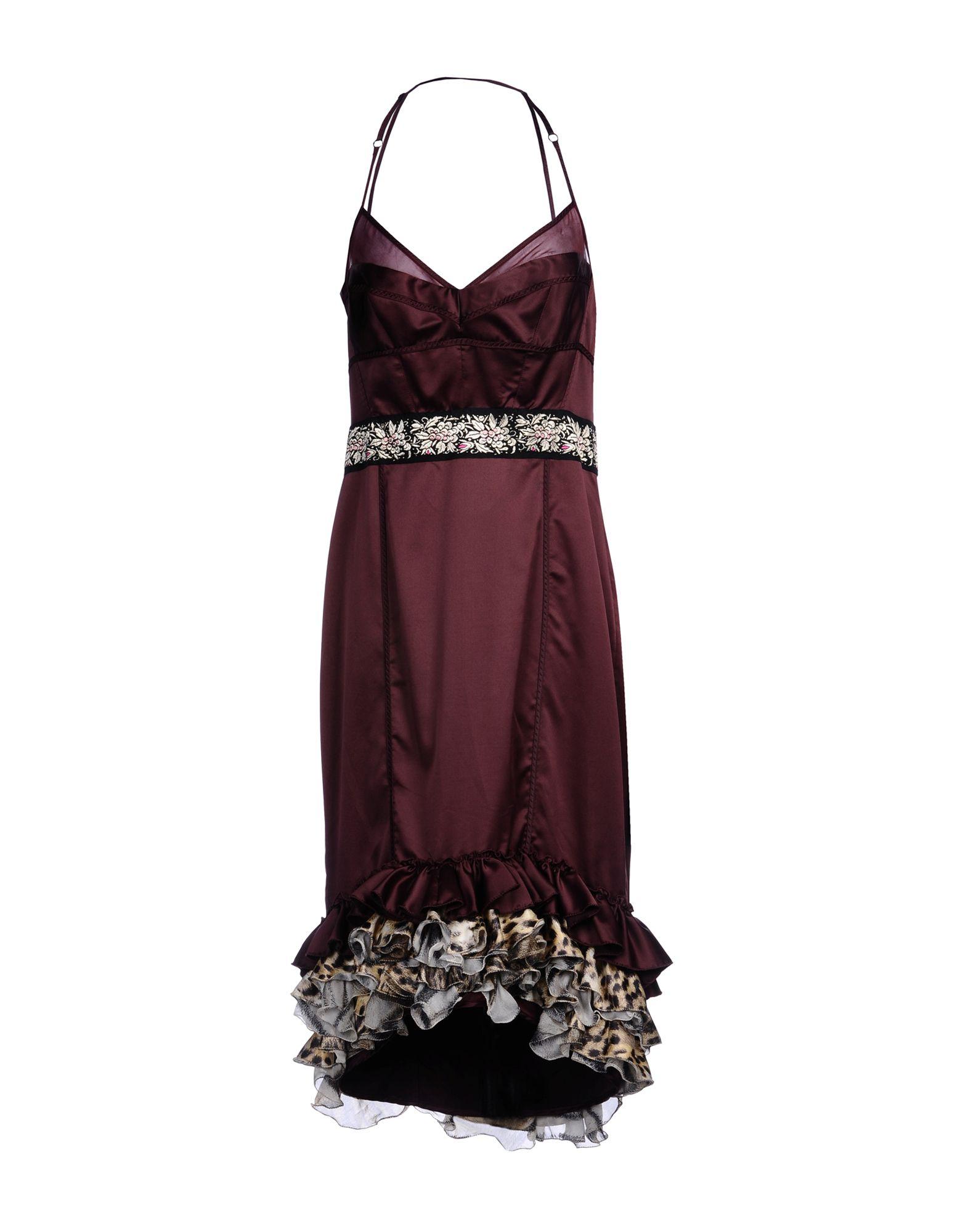 JUST CAVALLI Платье до колена just in case платье до колена