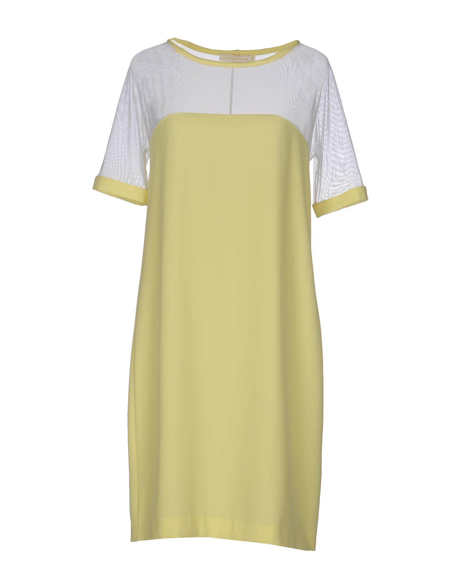 TROU AUX BICHES Короткое платье trou aux biches платье до колена