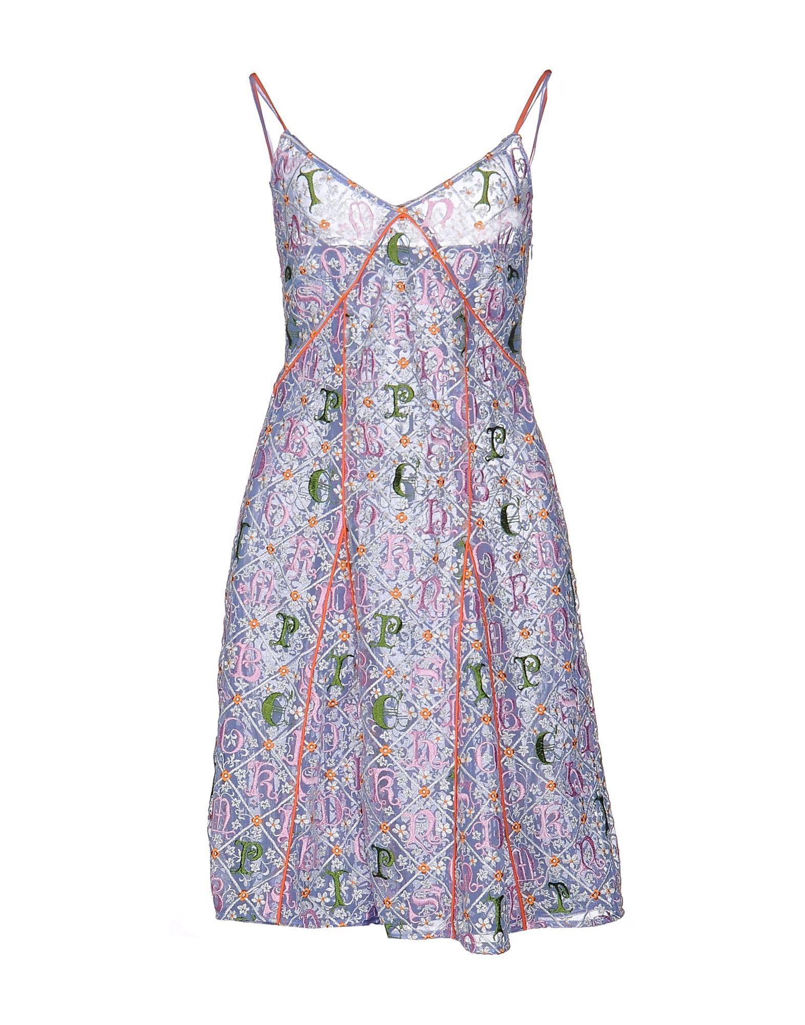 MARY KATRANTZOU Короткое платье anais gillian комбинация