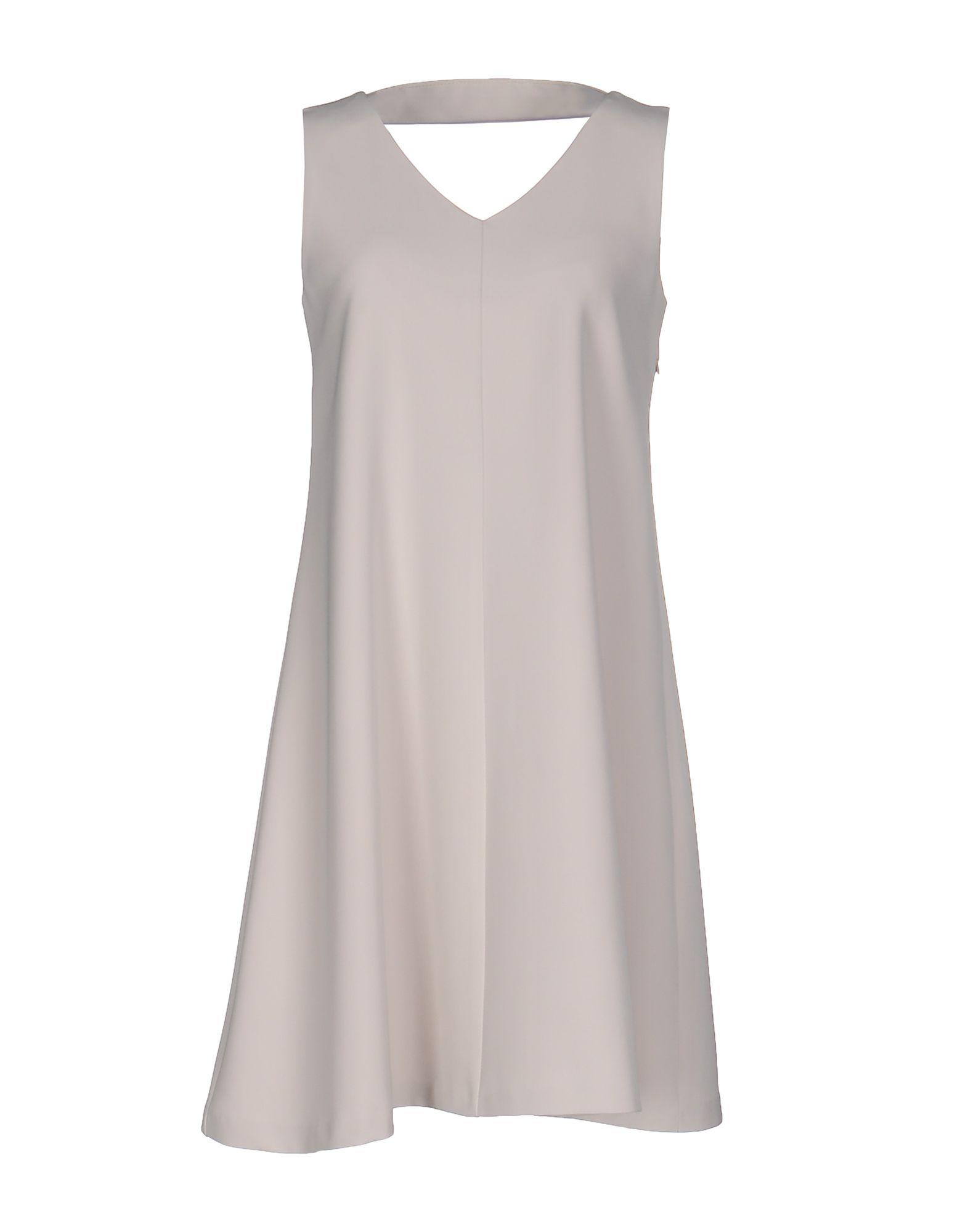 цена  PRIVE' ITALIA Короткое платье  онлайн в 2017 году