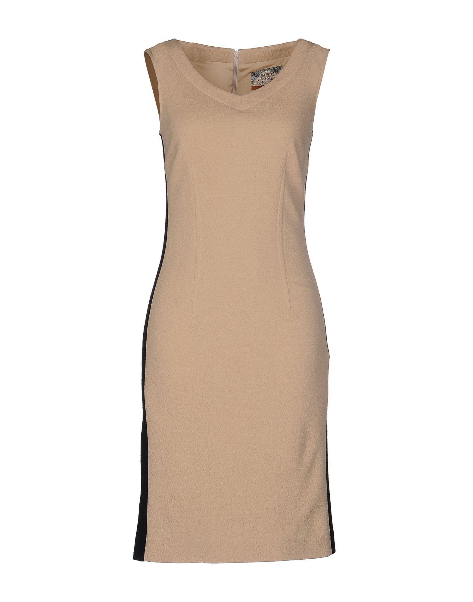 GATTINONI Платье до колена gattinoni кардиган