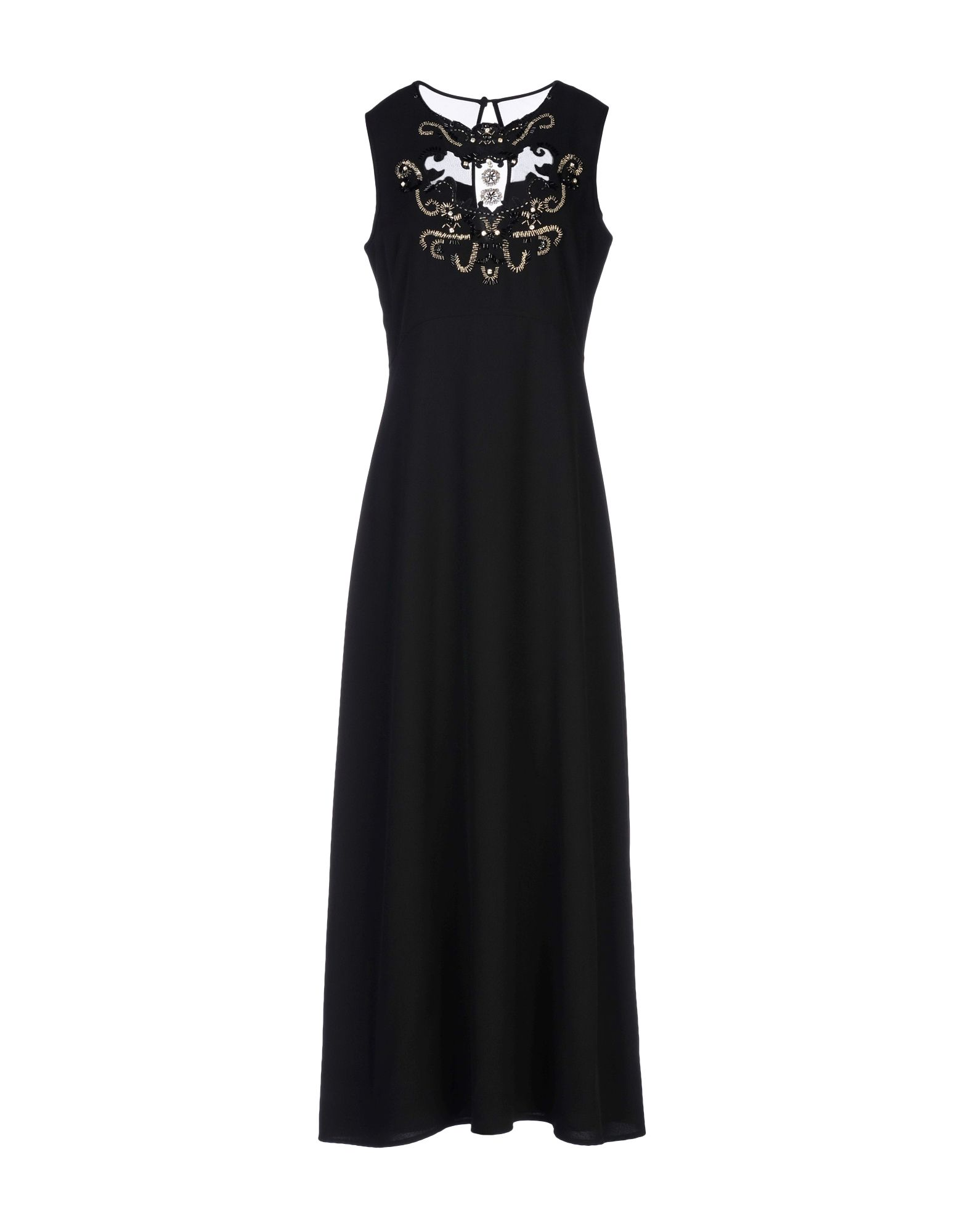 DARLING London Длинное платье платье darling ds16 101 navy soft pink