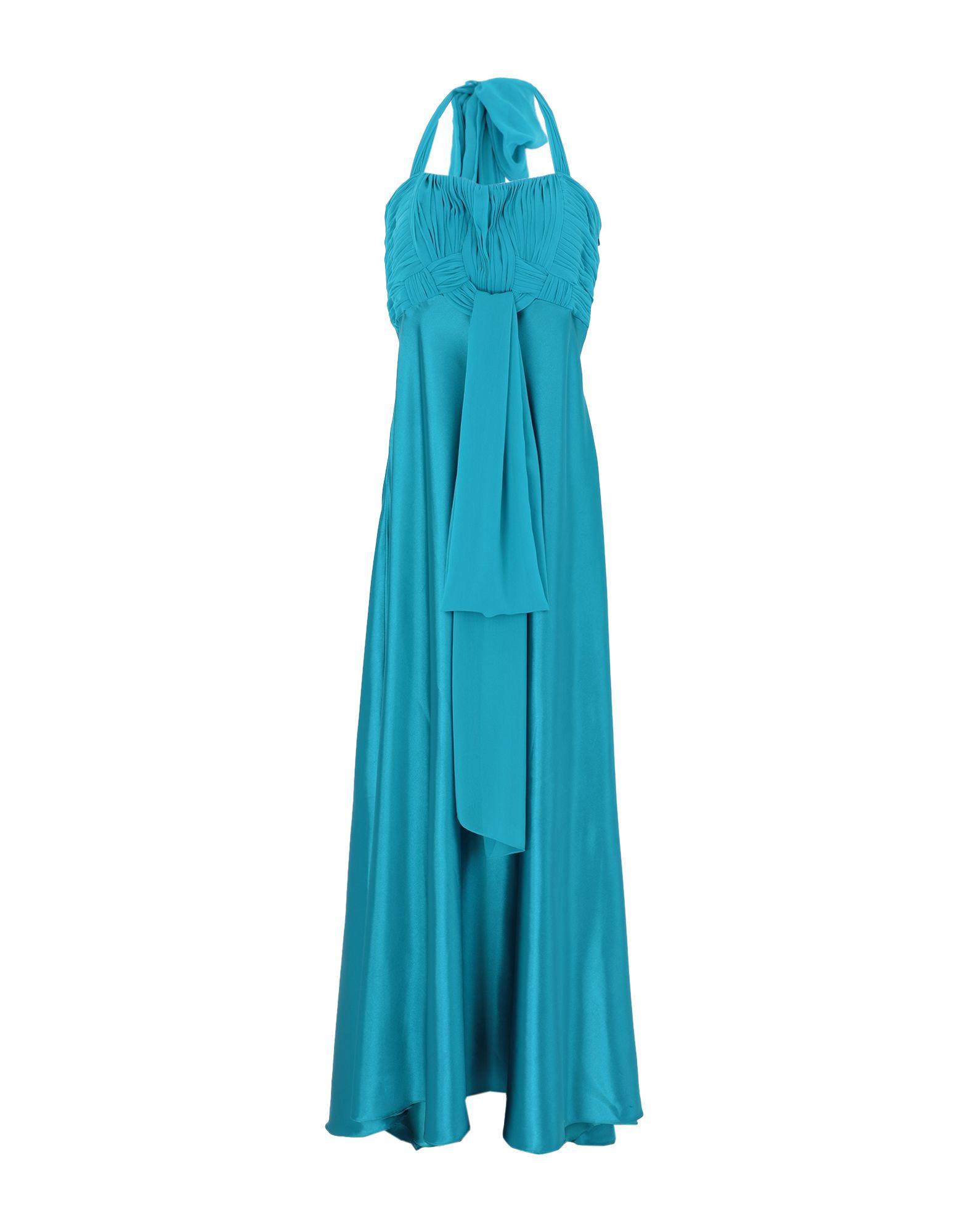 CARLO PIGNATELLI Длинное платье
