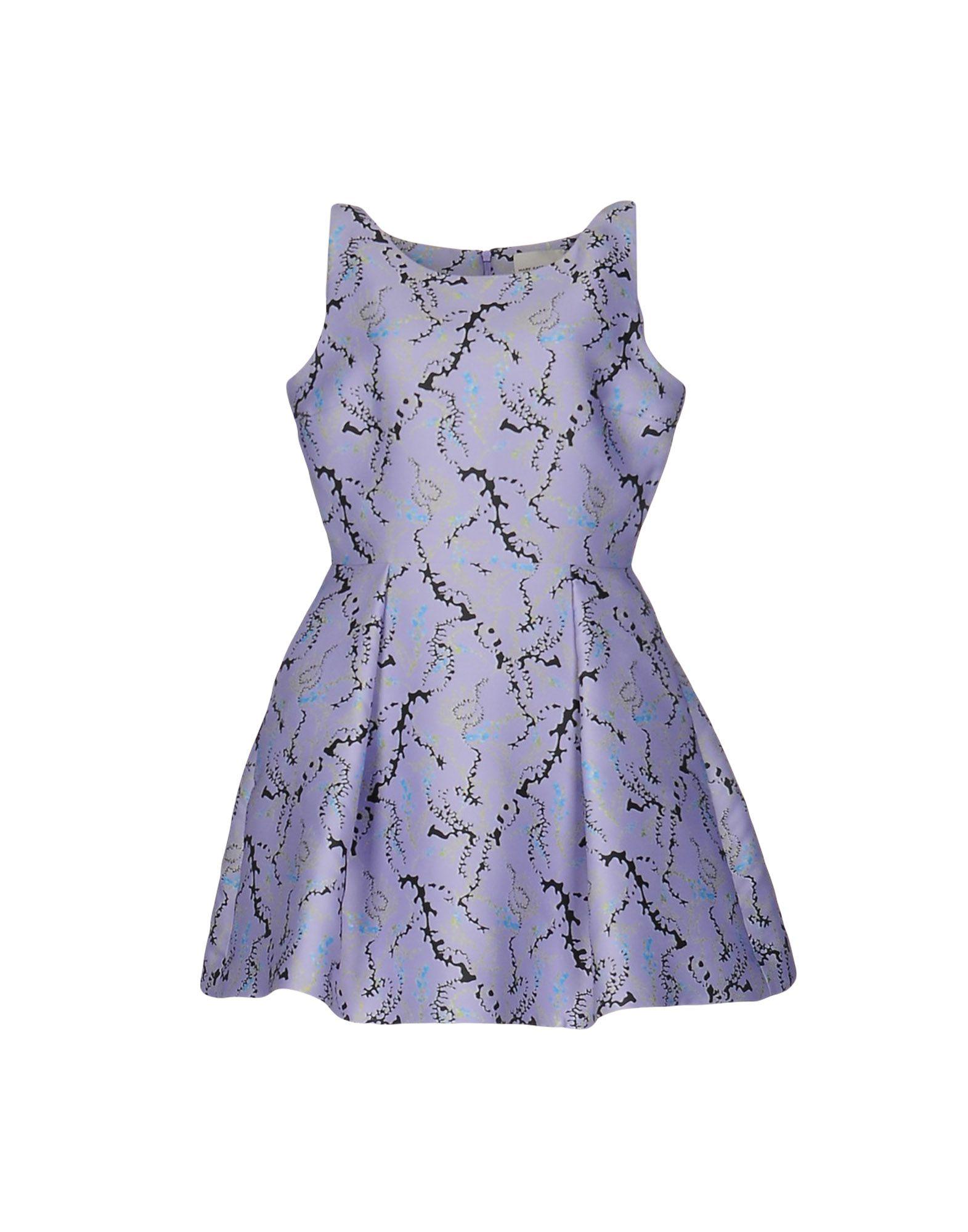 MARY KATRANTZOU Короткое платье джемпер mary katrantzou джемпер